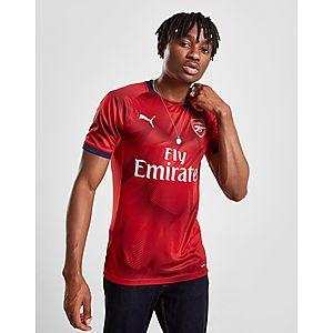 PUMA Arsenal FC Graphic Shirt ... 8482bdc30