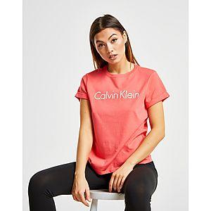 44d255d8ac9a6 Calvin Klein Logo Short Sleeve T-Shirt ...