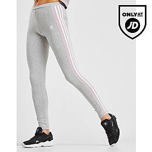 sale retailer 2acef 80522 ... adidas Originals 3-Stripes Panel Leggings