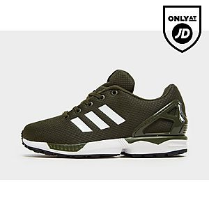 155e6f1801e4 adidas Originals ZX Flux Junior ...