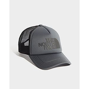 4bb503f0439 ... The North Face Logo Trucker Cap