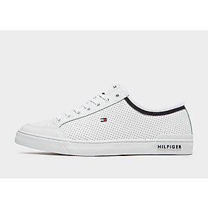 f1c0a3382f0f Tommy Hilfiger Core Perforated Leather ...