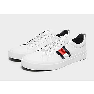 cc36983cc7d4 Tommy Hilfiger Flag Detail Leather Tommy Hilfiger Flag Detail Leather