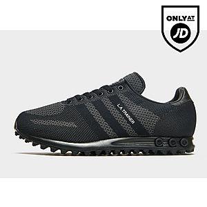 8547e1d2280b adidas Originals LA Trainer Woven ...