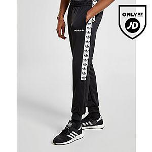 aa94aa56f adidas Originals Tape Poly Track Pants adidas Originals Tape Poly Track  Pants