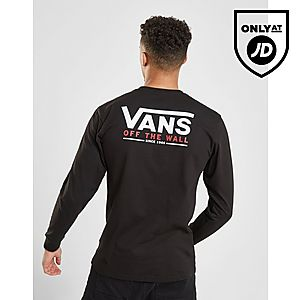 84a0fa68461bf0 Vans Long Sleeve Carter T-Shirt ...