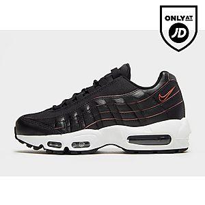 quality design 25dbf ed68b Nike Air Max 95 Womens ...