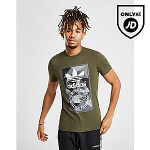 best sneakers 9d106 d96d7 adidas Originals Trefoil Label T-Shirt ...