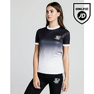 SikSilk Fade T-Shirt SikSilk Fade T-Shirt 1185f30c4