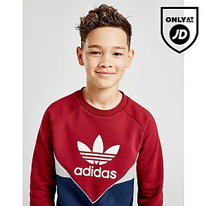 the latest aab96 48e26 adidas Originals Colorado Crew Sweatshirt Junior ...