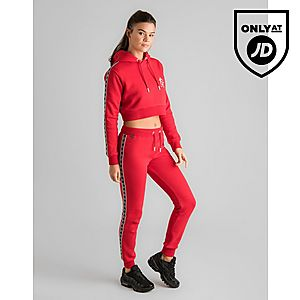 Gym King Tape Fleece Track Pants Gym King Tape Fleece Track Pants f6a56af04