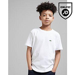 2783e15a00061 Lacoste Small Logo T-Shirt Junior ...