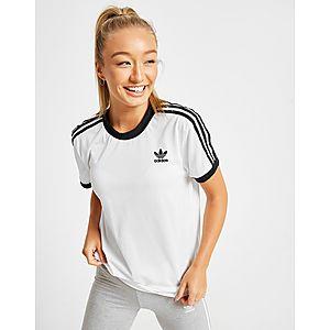 d57aa7e62419 adidas Originals 3-Stripes Mesh California T-Shirt ...
