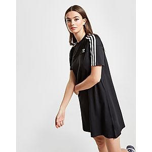 80148bff5fc8 adidas Originals 3-Stripes Mesh T-Shirt Dress ...