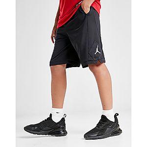 80ea49c5fb2e55 Jordan Authentic Poly Shorts Junior ...