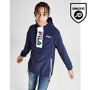 d9ca86bc42fe7d Fila Milo Jacket Junior ...