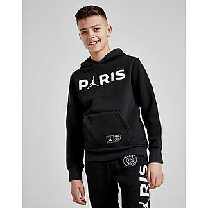 Jordan x Paris Saint Germain Hoodie Junior ... 817df0fcd
