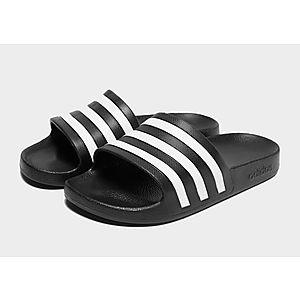 05373cb05 adidas Adilette Aqua Slides Women s adidas Adilette Aqua Slides Women s
