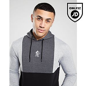 Gym King Front Panel Overhead Hoodie ... f84ba8132cf2