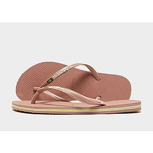 eb8832d12 Havaianas Slim Brasil Flip Flops Women s ...