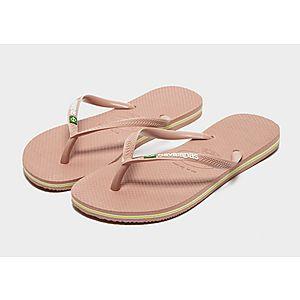 79764b5fbe90 Havaianas Slim Brasil Flip Flops Women s Havaianas Slim Brasil Flip Flops  Women s