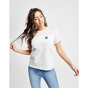 11 Degrees Colour Block T-Shirt ... 3dbfacbdaca9e