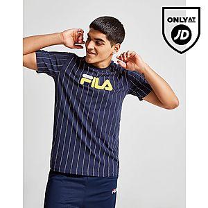 12f48fb9f6 Fila Gregor Stripe T-Shirt ...