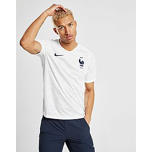 db7a3264e Nike France 2018 19 2-Star Away Shirt ...
