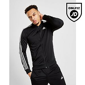 74a184bb43c3 adidas 3-Stripes Poly Track Top ...