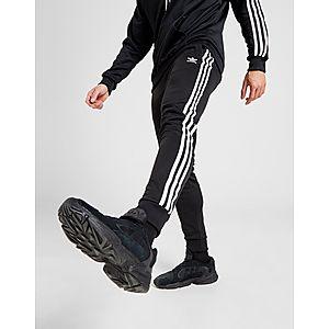 official photos a09e2 6ae37 adidas Originals Superstar Cuffed Track Pants adidas Originals Superstar  Cuffed Track Pants