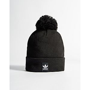 cf3290bc845 ... czech adidas originals logo bobble hat adidas originals logo bobble hat  afd9b a1a77