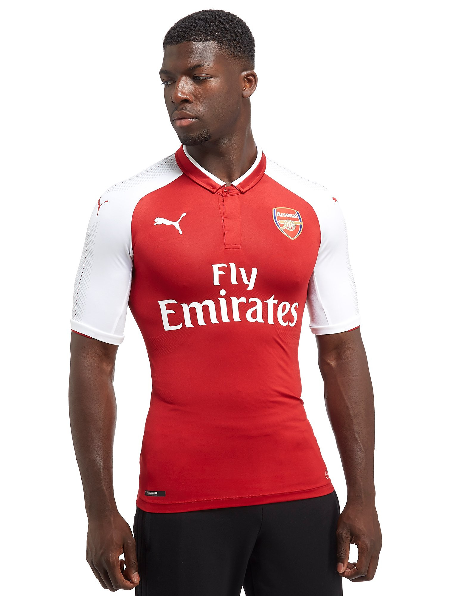 PUMA Arsenal FC 2017/18 Authentic Home Shirt