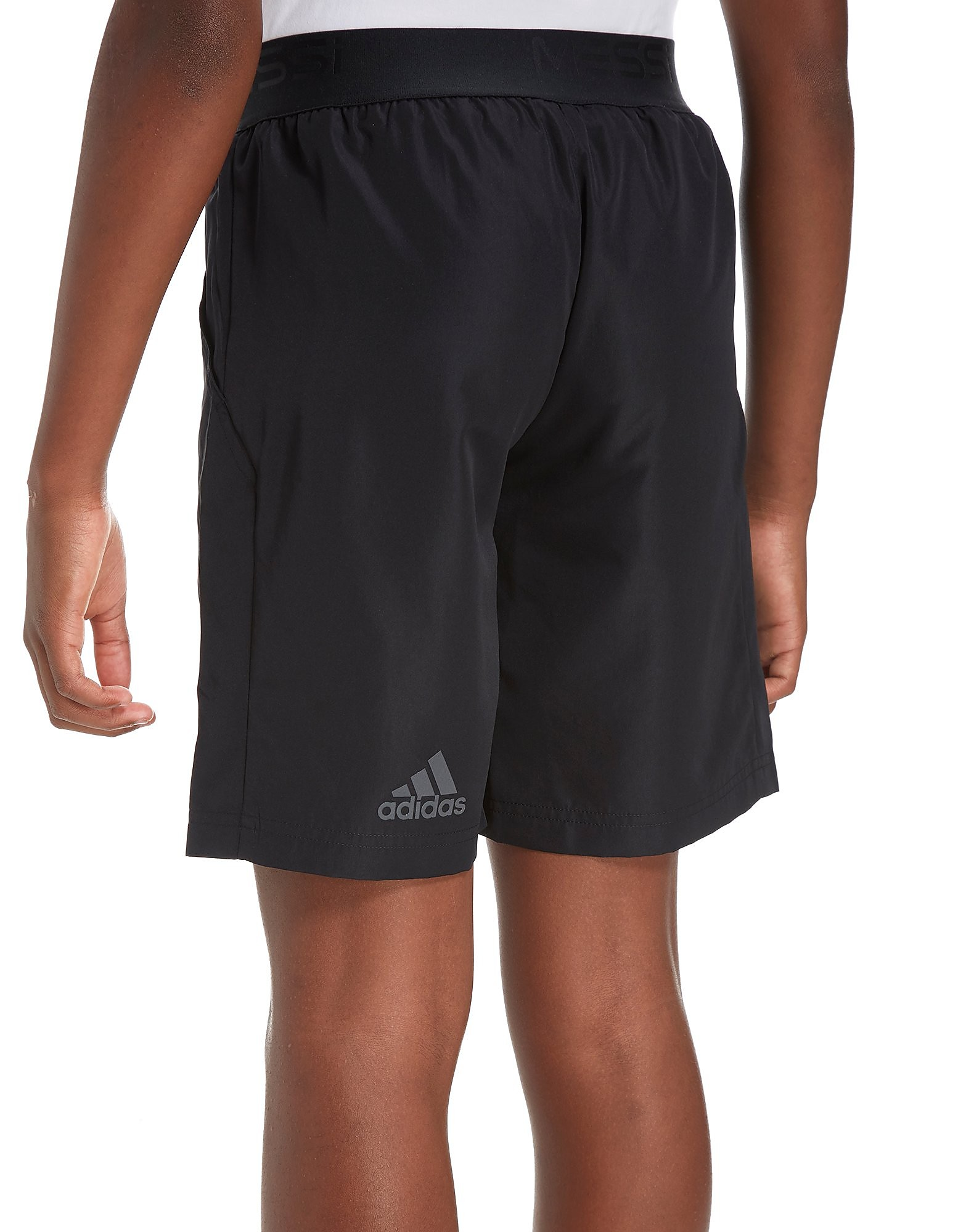 adidas Messi Woven Shorts Junior