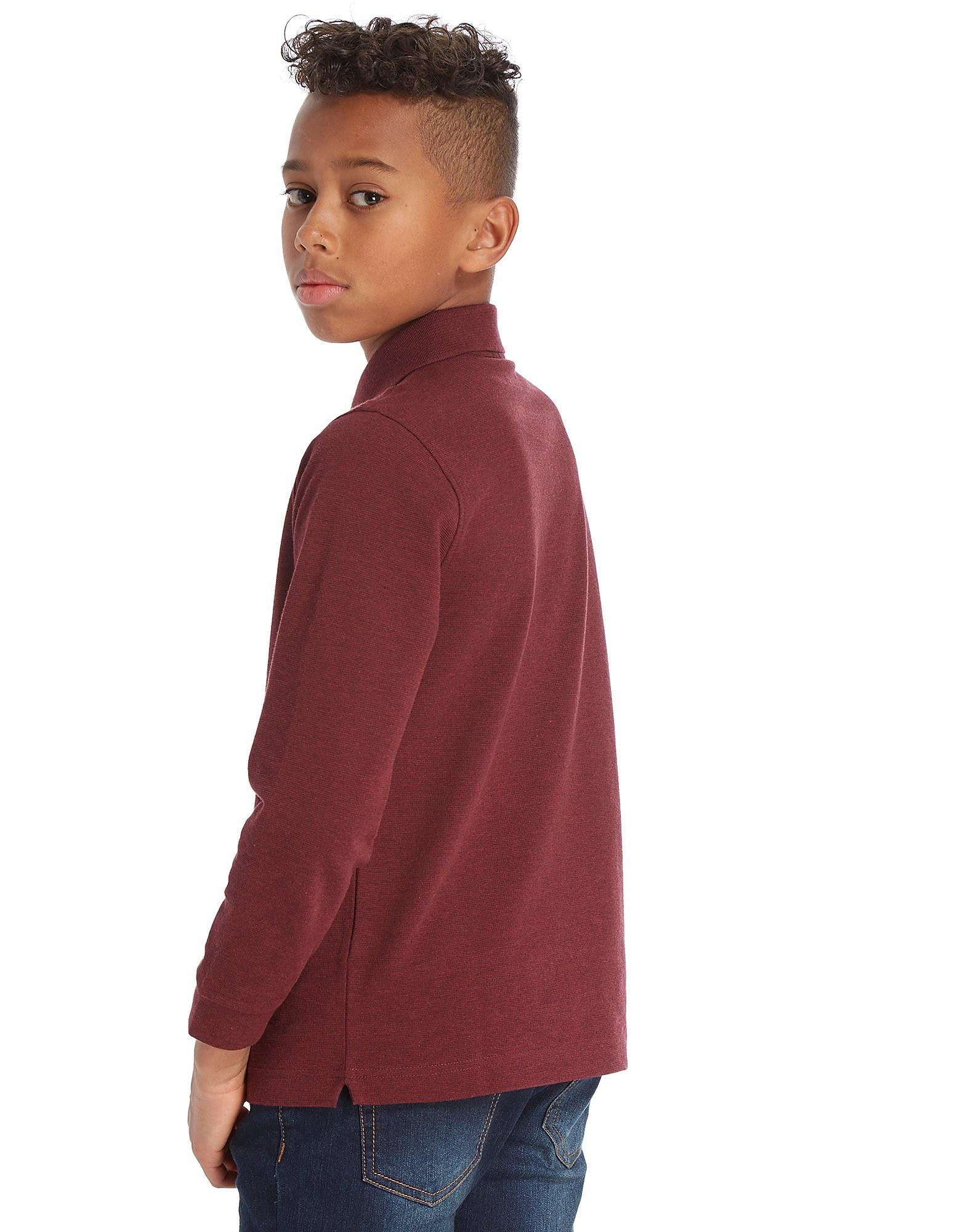 Lacoste Long Sleeve Sport Polo T-Shirt Children