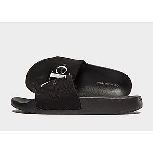 7467fd6472b5 Calvin Klein Jeans Chantal Slides Women s ...