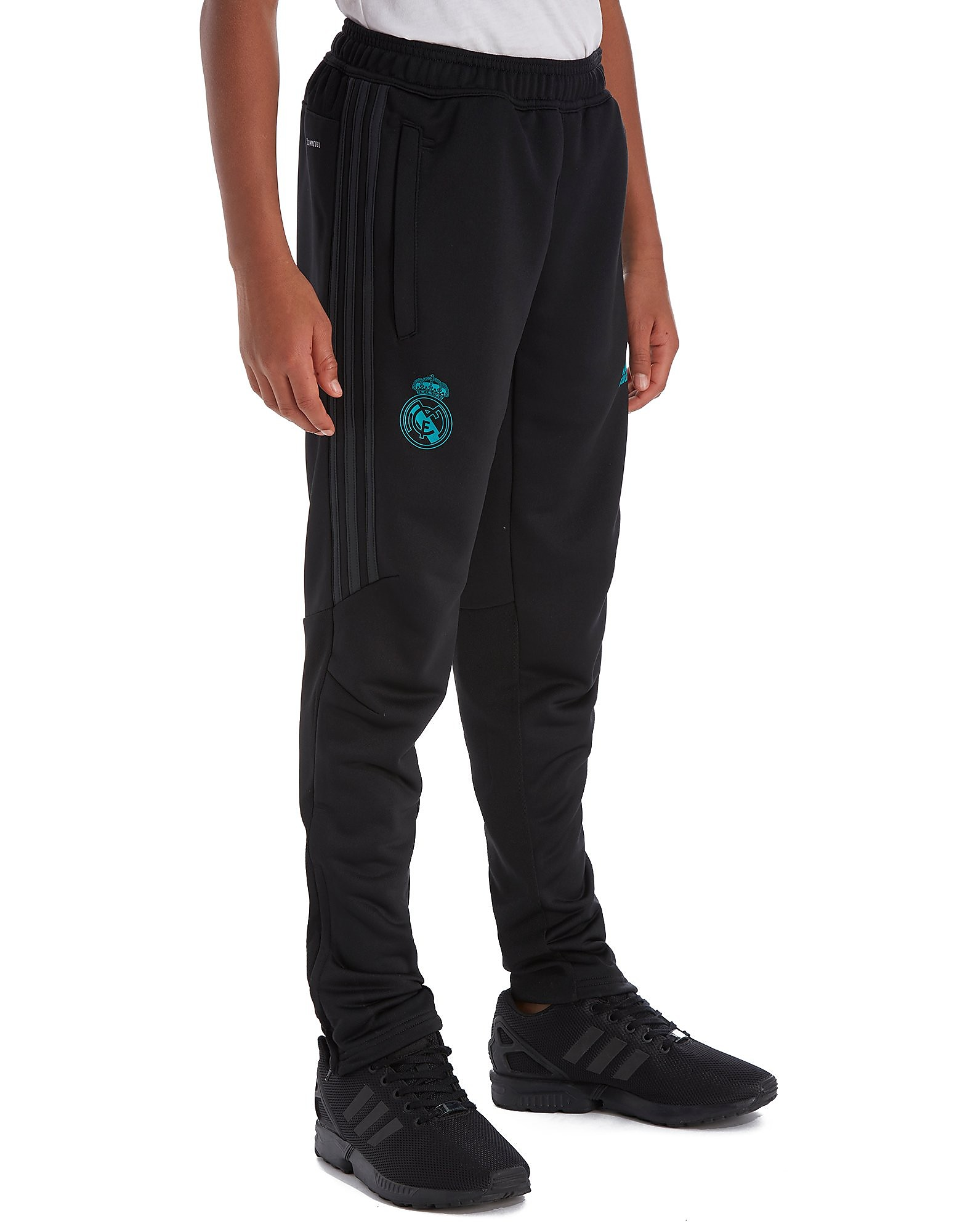 adidas Real Madrid 2017 Training Pants Junior