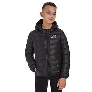 9f686f4608137 Emporio Armani EA7 Core Down Jacket Junior ...