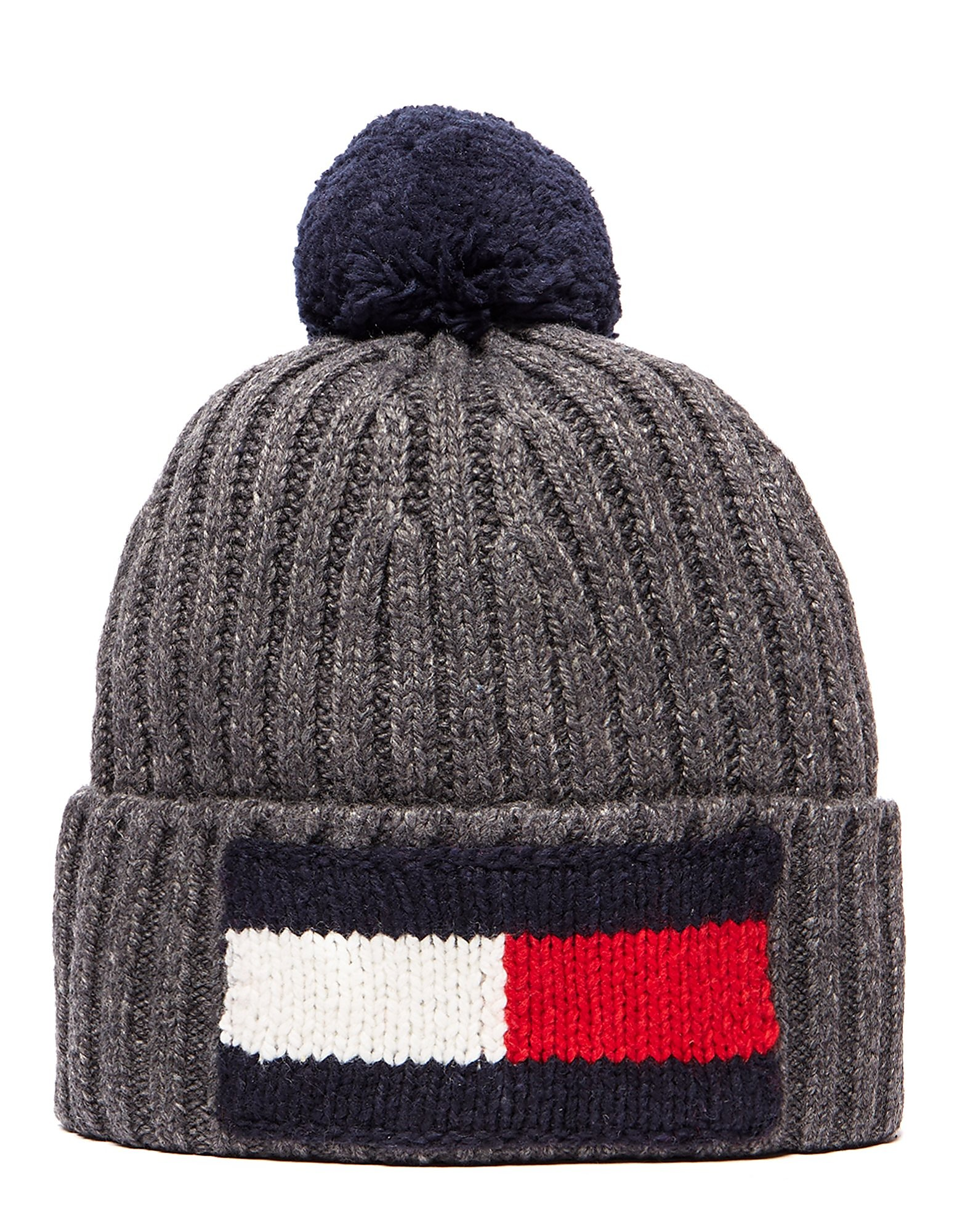 Tommy Hilfiger Flag Bobble Hat