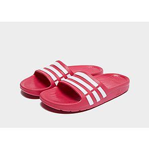 78a58033b9f6fe adidas Duramo Slides Children adidas Duramo Slides Children