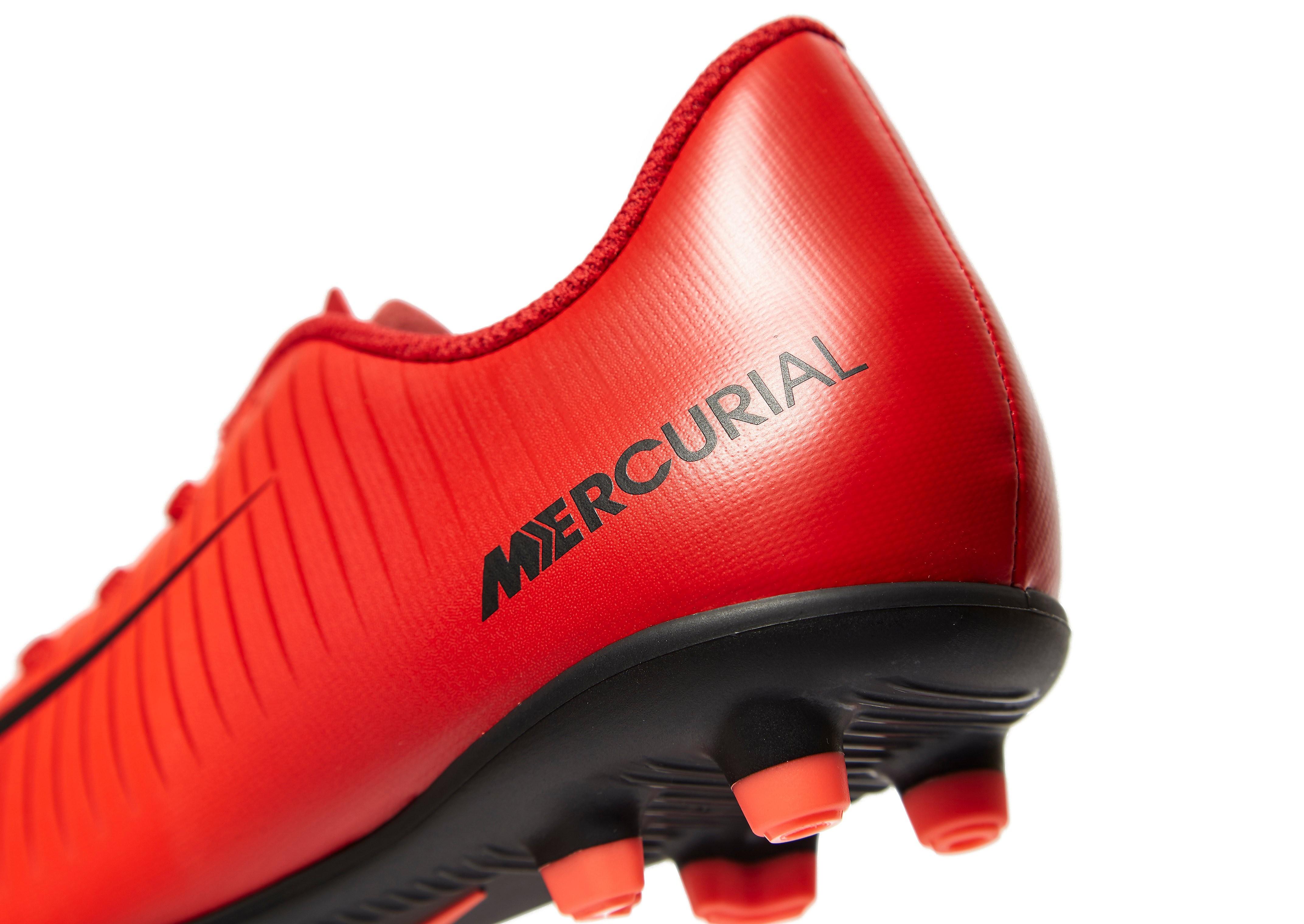 Nike Fire and Ice Mercurial Vortex FG Children