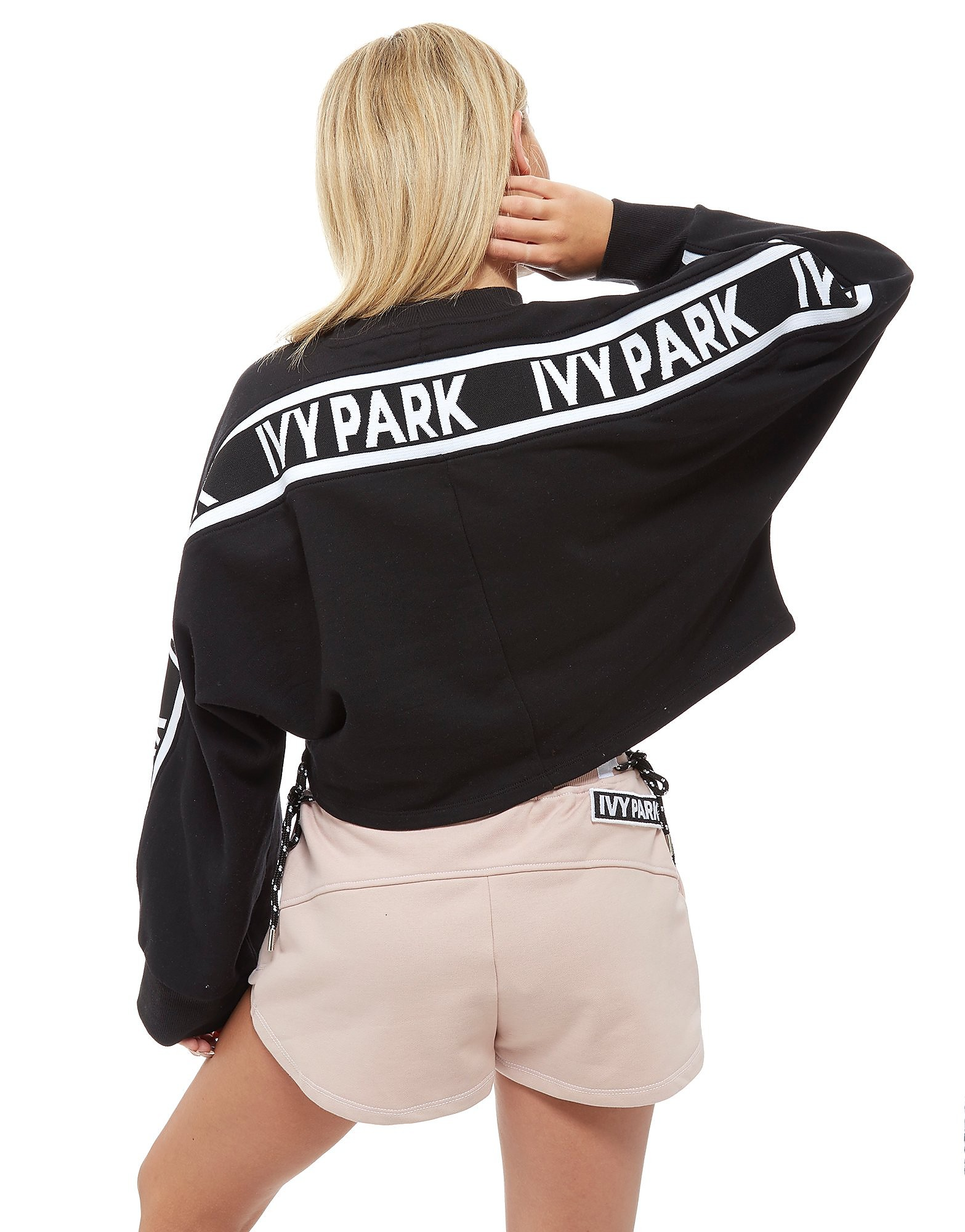IVY PARK Logo Tape Crew Sweatshirt