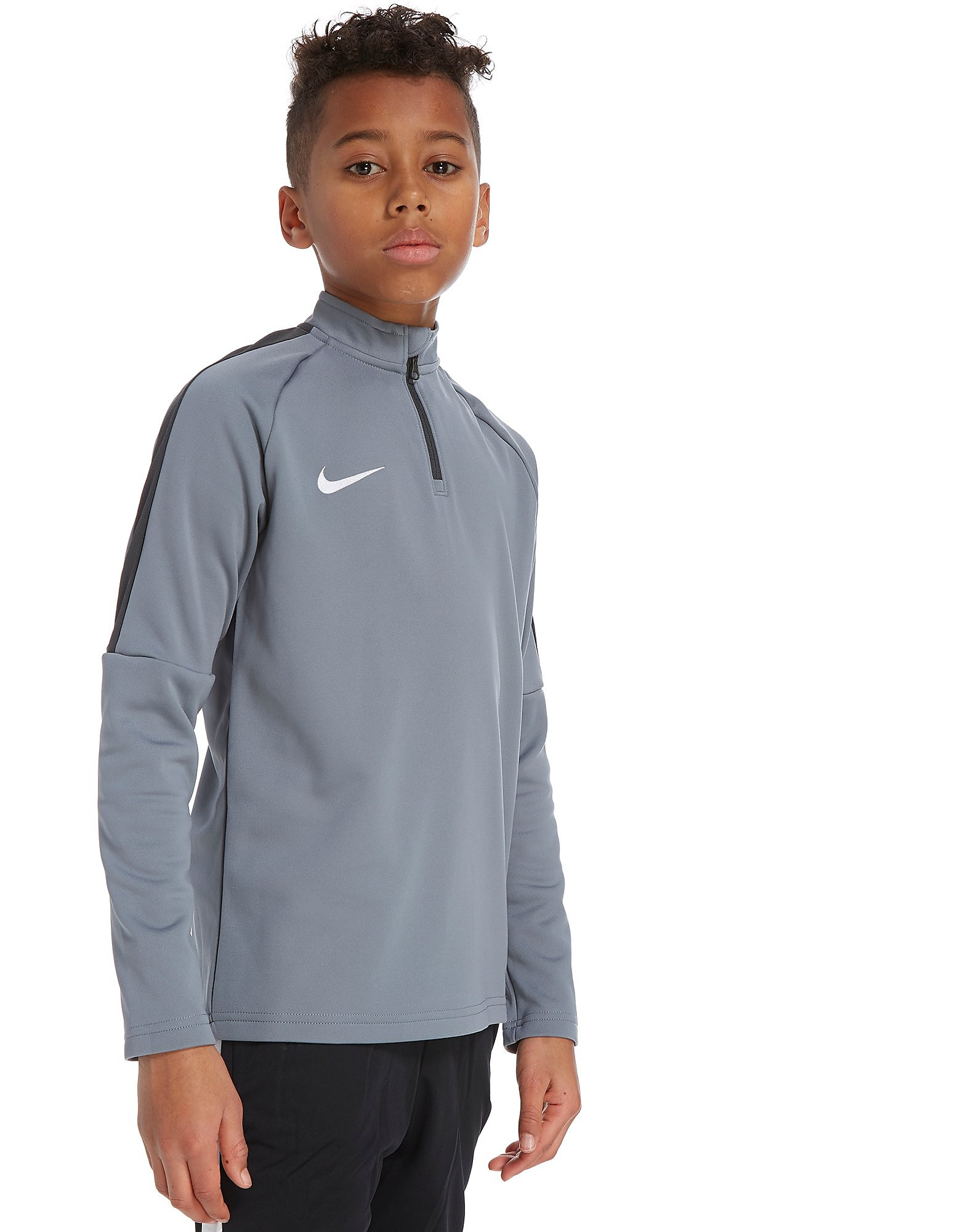 Nike Academy 1/4 Zip Maglia Running Junior