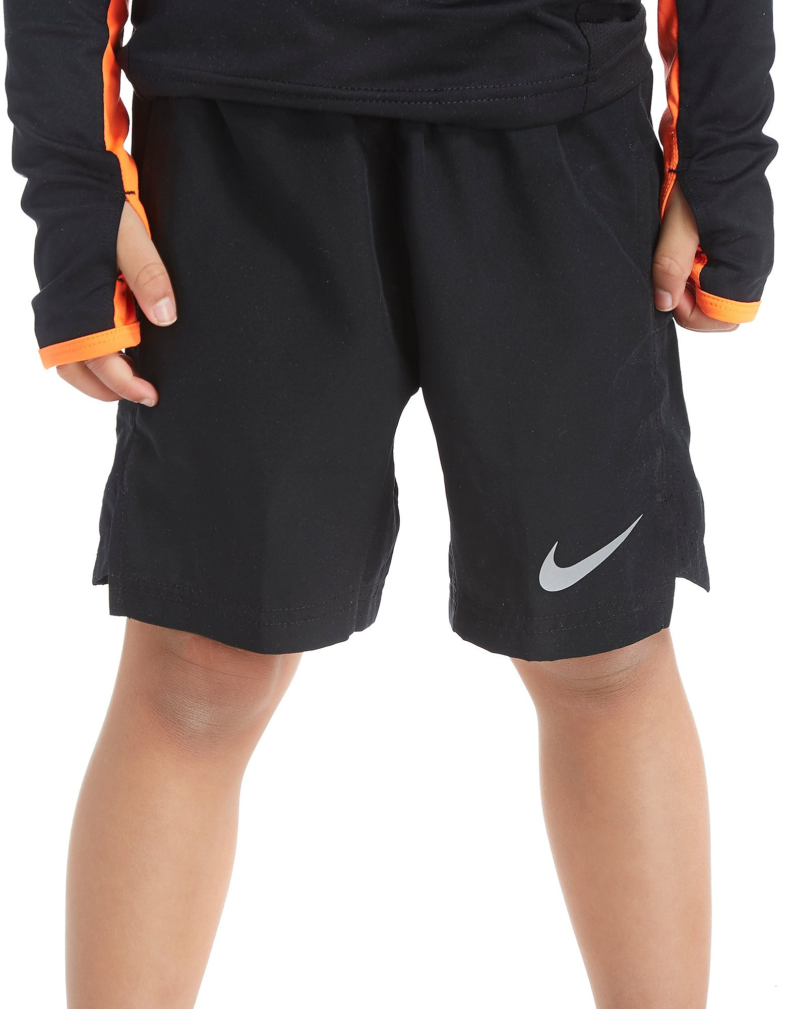 Nike Woven Running Shorts Bambino