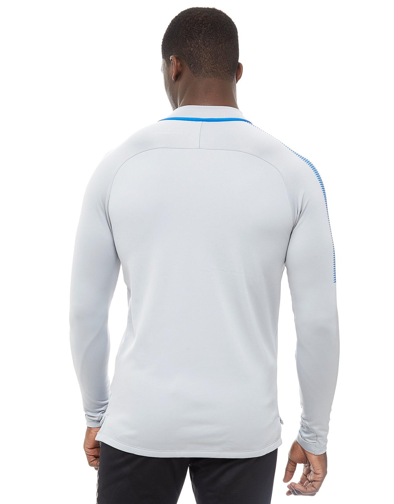 Nike Inter T-Shirt Drill 1/4 Zip Calcio