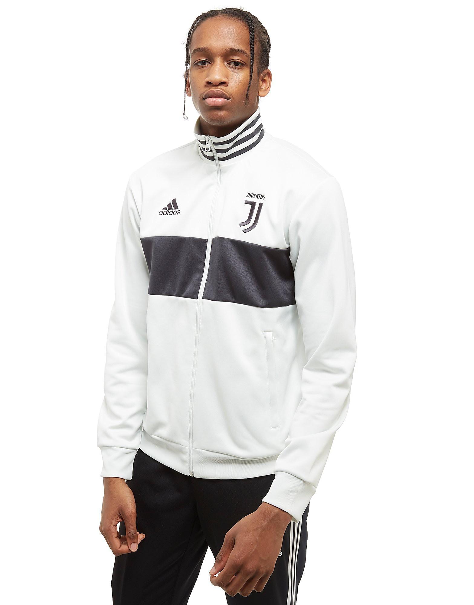 adidas Juventus 3-Stripes Track Top