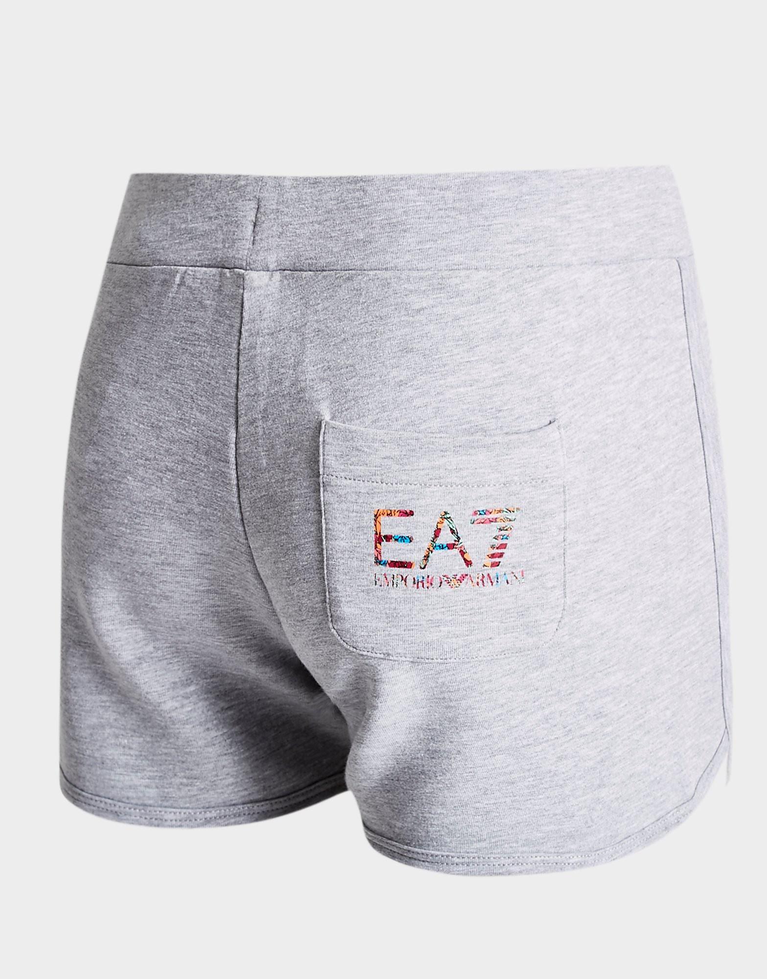Emporio Armani EA7 Floral Shorts Junior