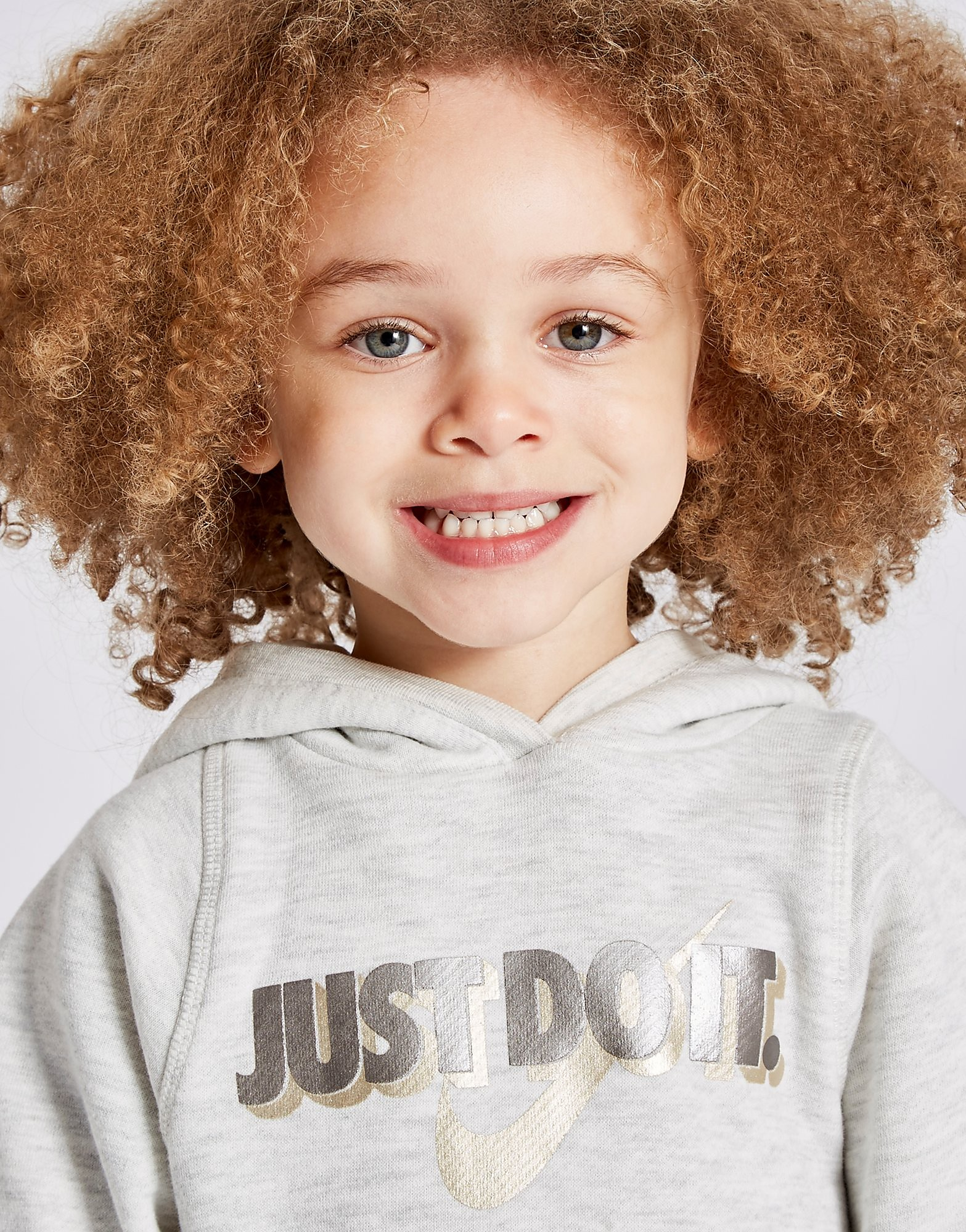 Nike Just Do It Completo Felpa & Leggings Bambina