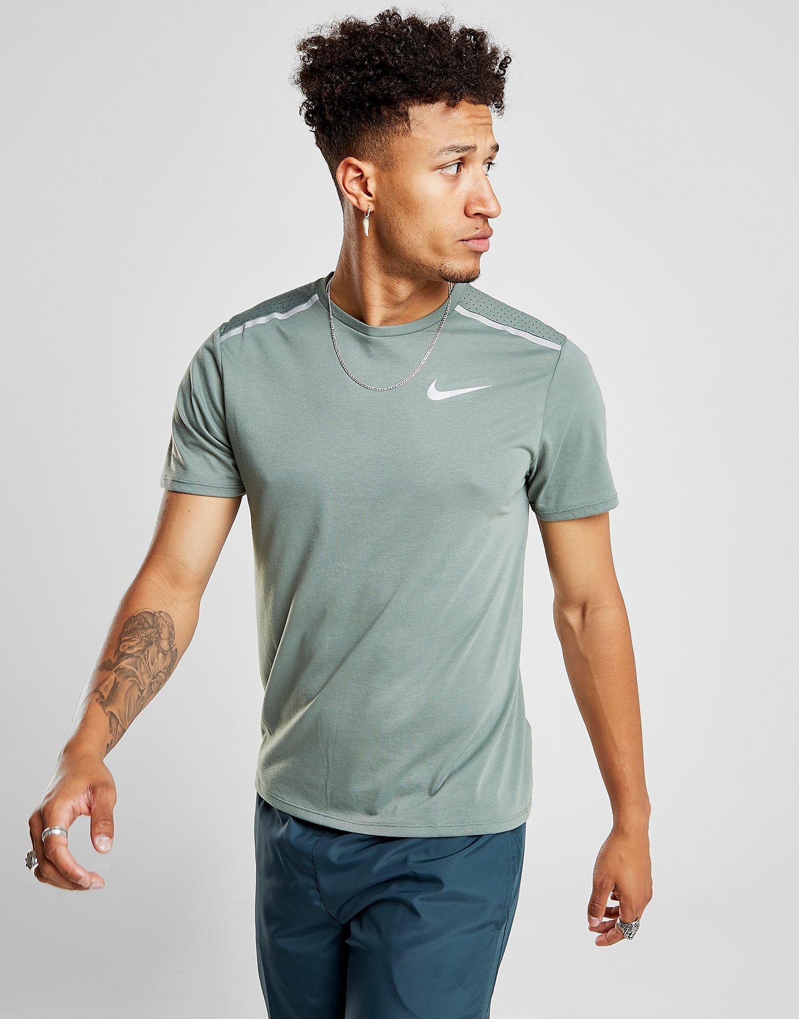 Nike Breath Tailwind Short Sleeve T-Shirt