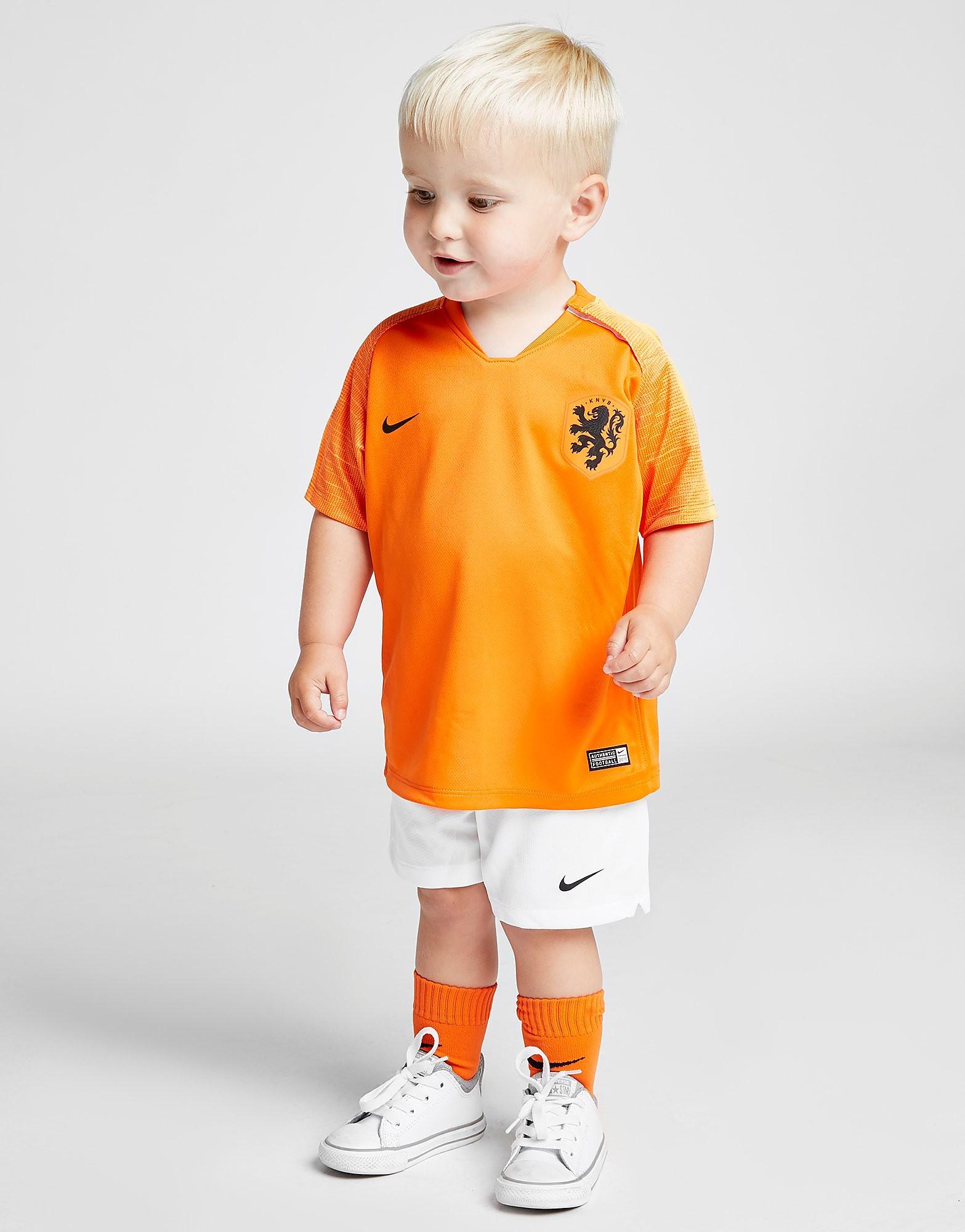 Nike Olanda 2018 Completo Home Bebè