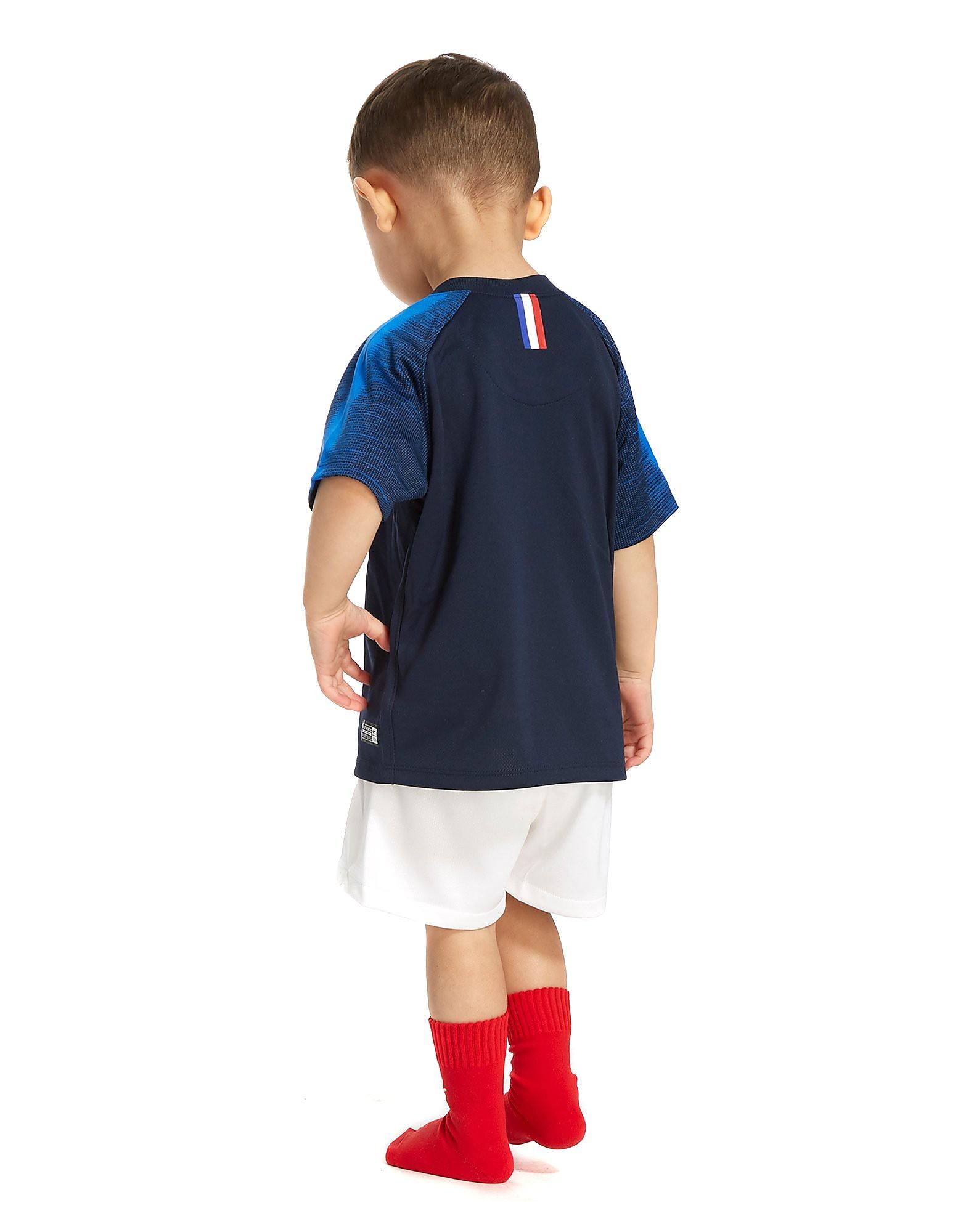 Nike France 2018 Completo Home Bebè